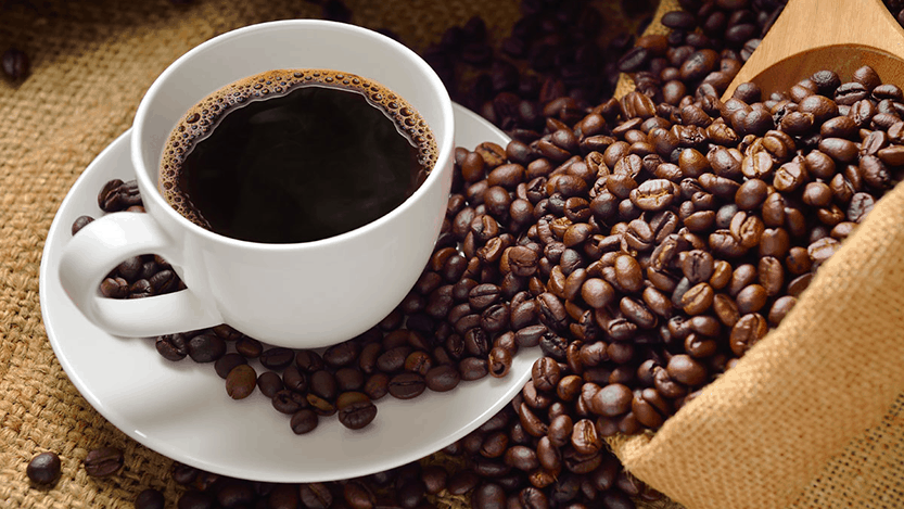 kavovev usadeniny